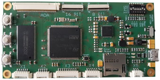 EPD Driver Controller