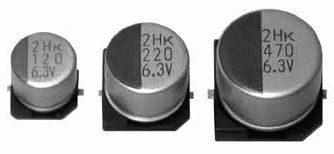 Polymer SMD/THT Capacitors