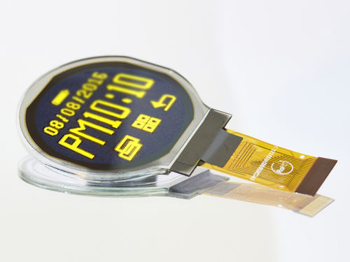 OLED, TFT-Displays, LCD