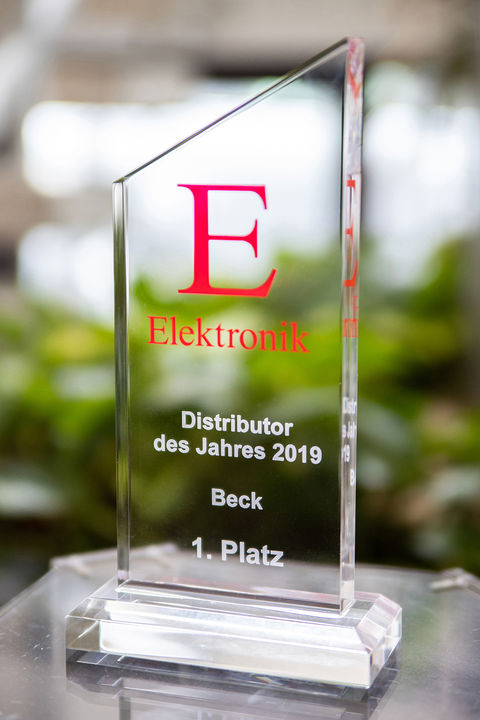 Distridistribution Champion in the German-speaking area