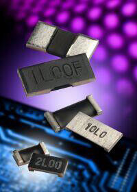 TLR Series KOA Current Sensing Resistors