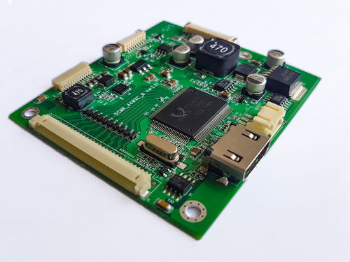 Accessories: A/D-Boards