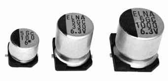Capacitors/SMD/Vertical Chip Type